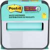 Post it Note Dispenser STL-330-B Steel Top Pop-up Charcoal