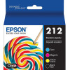 Epson 212 Ink Cartridge Value Pack Of 4