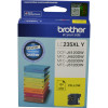 BROTHER INK CARTRIDGE LC-235XLY Yellow