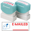 XSTAMPER - 2 COLOUR WITH ICON 2025 Emailed