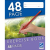 SOVEREIGN EXERCISE BOOK 8MM Ruled 225X175MM 48 Page
