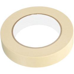 Cumberland Masking Tape 24mmx50m White Pack Of 6