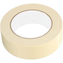Cumberland Masking Tape 36mmx50m White Pack Of 6