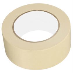 Cumberland Masking Tape 48mmx50m White Pack Of 6