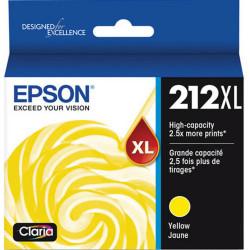 Epson 212XL Ink Cartridge High Yield Yellow