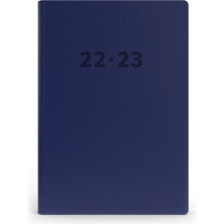 Collins Mira Financial Year Diary A5 Week to View Navy
