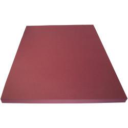 Rainbow Spectrum Board 510X640mm 220gsm Dark Red 100 Sheets