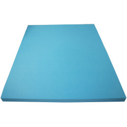 Rainbow Spectrum Board 510X640mm 220gsm Turquoise 100 Sheets