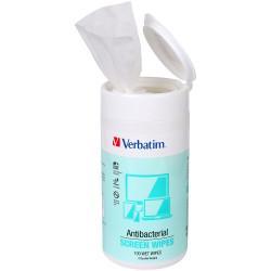 Verbatim Screen Wipes Pack of 100