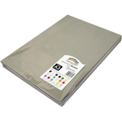 Rainbow Spectrum Board A3 220gsm Grey 100 Sheets