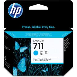 HP 711 INK CARTRIDGE 29ml Cyan