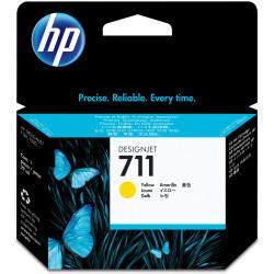 HP 711 INK CARTRIDGE 29ml Yellow