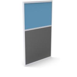 Rapid Screen H1250xl750mm Light Blue