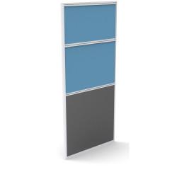 Rapid Screen H1650xl750mm Light Blue