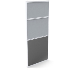 Rapid Screen H1650xl750mm Grey