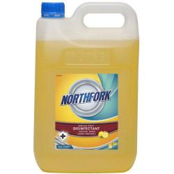 Northfork Lemon Disinfectant Hospital Grade 5L