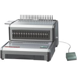QUPA D160 PLASTIC COMB BINDING MACHINE ELECTRIC