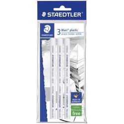 STAEDTLER MARS PLASTIC ERASER Refill For 528 50BKDA