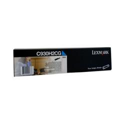LEXMARK TONER CARTRIDGE C930H2C Cyan