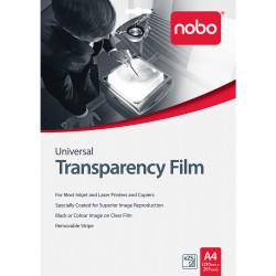 NOBO UNIVERSAL O/HEAD TRANS FILM BX25